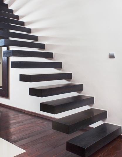 design treppe treppen schwebende stufen kragarmtreppen. Black Bedroom Furniture Sets. Home Design Ideas